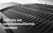 Die Highlights des Weber® Q 1400 – Elektrogrill mit Stand