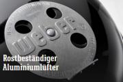 Die Highlights des Bar-B-Kettle – Holzkohlegrill Ø 47 cm