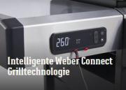 Intelligente Weber Grilltechnologie