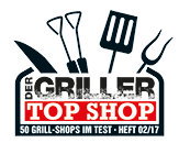 Top Shop 2017 - Der Griller - Grill & Co