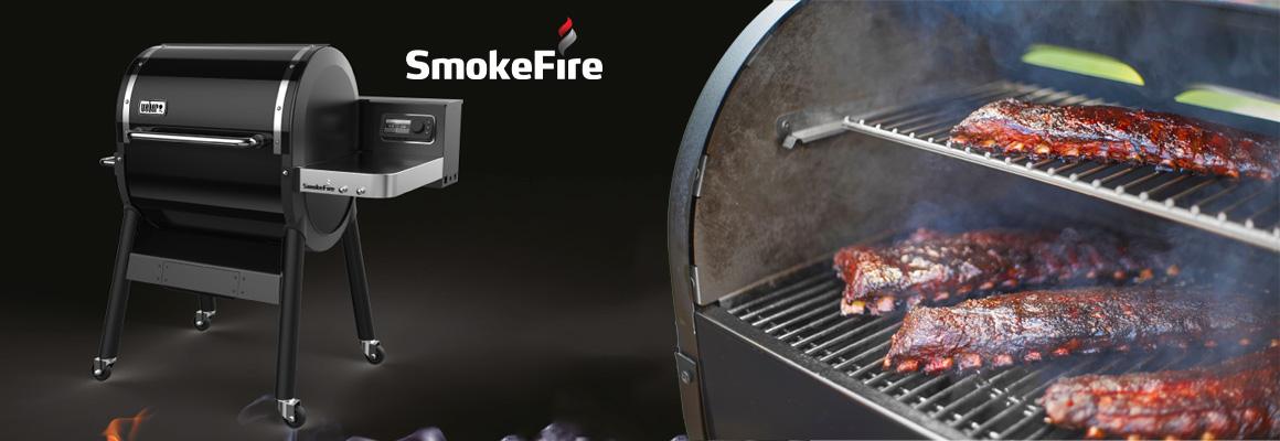 Weber Smokefire Banner