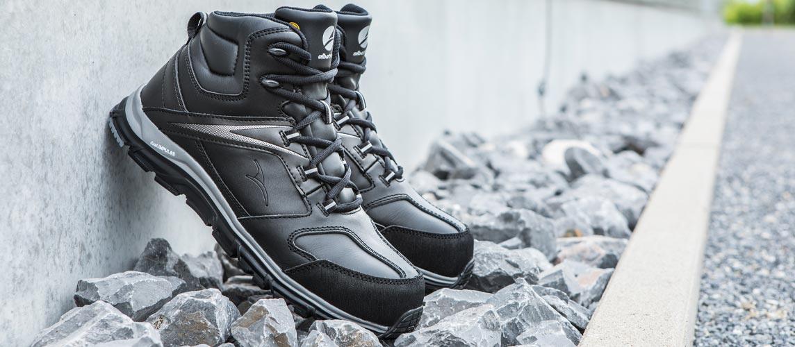 Albatros Saftey Shoes