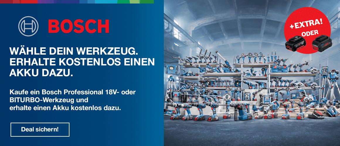 bosch pro deals banner